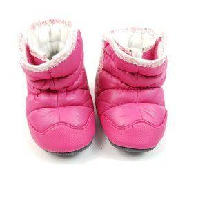 Robeez Lil Snow Dayz boots pink